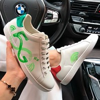 GUCCI Male Women's sports shoes