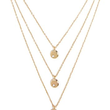 Collect classic charm necklaces, initial jewelry and more | Forever 21