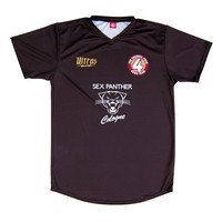 Anchorman Channel Four News Team Sublimated Soccer Jersey