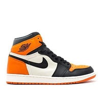 "Air Jordan 1 Retro Orange ""Shattered Backboard"