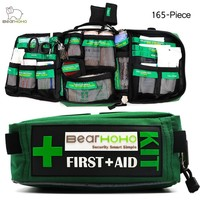 165 Piece First Aid Kit