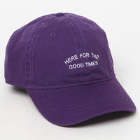 BODY RAGS For The Good Times Dad Hat at PacSun.com