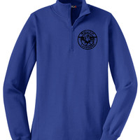 Williamsville South HS Womens JV Lacrosse Sport-Tek Ladies 1/4-Zip Sweatshirt