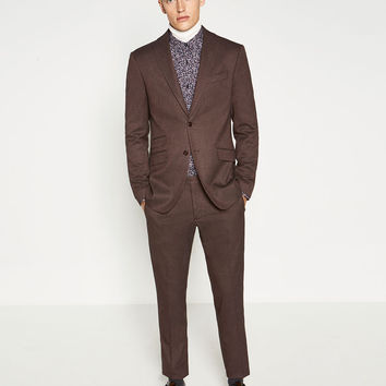 MOULINÉ SUIT - SUITS-MAN | ZARA United States