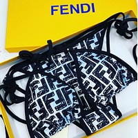 FENDI Fashion Women Two Piece Bikini