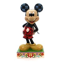Jim Shore THE MAIN MOUSE Polyresin Disney Traditions Mickey 4056755