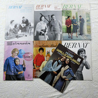 Knitting and Crochet Books with Patterns, Bernat, Fleisher, Spinnerin, Columbia Minerva, 1950s, 60s