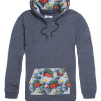 On The Byas Sire Printed Hooded Pocket Shirt at PacSun.com