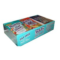 WELCH'S MIXED FRUIT SNACKS ISLAND
