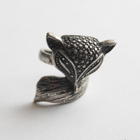 Fox Ring by Unexpected Expectancy · Storenvy