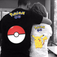 Pokemon Go T-Shirt Lovers