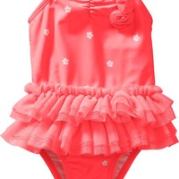 Old Navy Tutu Swimsuits For Baby