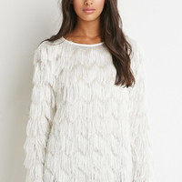 Tiered Fringe Top