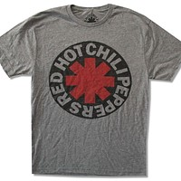 Red Hot Chili Peppers - Asterisk Circle Adult T-Shirt