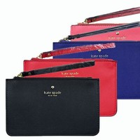 Kate Spade Ted Baker Women Leather Purse Wallet 22 Color