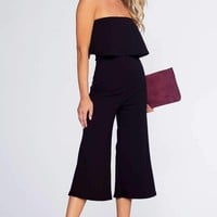 Aaliyah Jumpsuit - Black