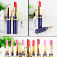 Hot Chic 12 Nude Colors Choices Cosmetic Brand Makeup Lasting Bright Lipstick Lip Gloss Lip Rouge