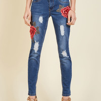 Applique Pasa? Jeans