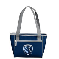 Sporting Kansas City MLS 16 Can Cooler Tote