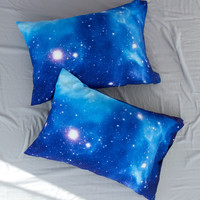 Galaxy Pillowcase Set