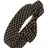 Abstract Print Bow Headwrap | Forever 21 - 1000204931
