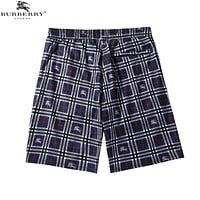BURBERRY Fashion Men Women Comfortable Breathable Sports Beach Shorts