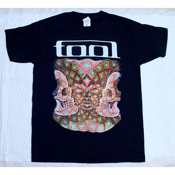 TOOL BAND ALTERNATIVE PROGRESSIVE METAL New Rock T Shirt Printed Men T Shirt Short Sleeve Funny Tee Shirts|T-Shirts