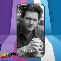 New Design Blake Shelton Cool iPhone 4 or iPhone 4S Case