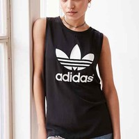 adidas Originals Loose Trefoil Tank Top