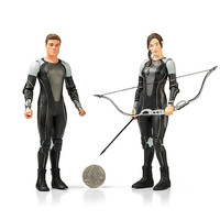 Hunger Games: Catching Fire Action Figures - Finnick