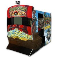 NAMCO Deadstorm Pirates 2-Player Closed Booth Gun Game