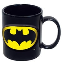 """Batman Logo"" Giant Mug"