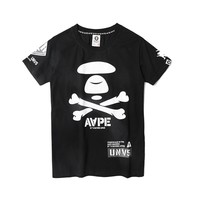 Cheap Women's and men's aape t shirt for sale 501965868-061