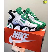 NIKE Air Barrage Mid QS Trending Women Men Personality Running Sport Shoes Sneakers 2#