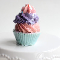 Lick Me All Over Shea Butter Cupcake Soap