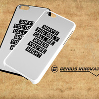 Personalised Am Song Lyrics Samsung Galaxy S3 S4 S5 Note 3 , iPhone 4(S) 5(S) 5c 6 Plus , iPod 4 5 case