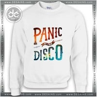 Sweatshirt Panic at the disco Colors Sweater Womens and Sweater Mens