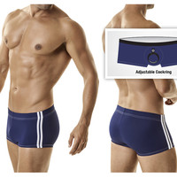 Wildmant MidCut Sport Swimsuit with Ball Lifter C-ring