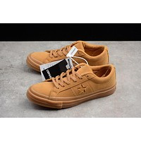 Converse All Star ¡°Wheat¡± Low Top Sneaker
