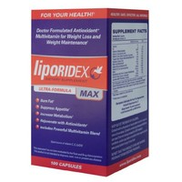Best Fat Burners that Work - Liporidex MAX Weight Loss Supplements - Appetite Suppressant Pills Increase Energy, Reduce Belly Fat, Reduce Appetite, and Lose Weight Fast - 72 Diet Pills