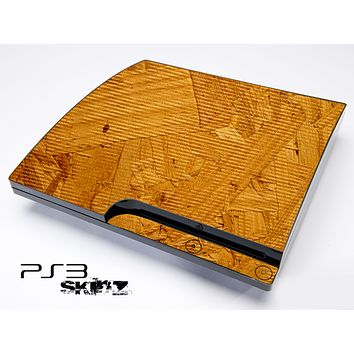 Particle Board 2 Skin for the Playstation 3
