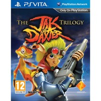 Jak & Daxter Trilogy Game PS Vita - ozgameshop.com