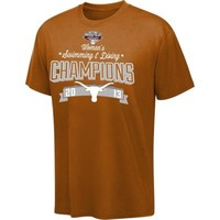 Texas Longhorns 2013 Big 12 Women's Swimming & Diving Conference Champions T-Shirt