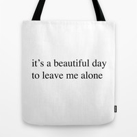Beautiful Tote Bag by Trend