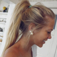 9 Best Ponytail Hairstyles for Short Hair | a2zlifestyles