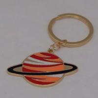 Planet Keychain