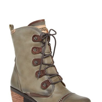 'Le Mans' Laced Boot