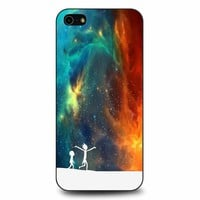 Rick And Morty - Star Viewing 3 iPhone 5/5s/SE Case