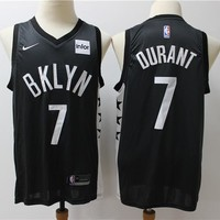 2019-2020 Brooklyn Nets 7 Kevin Durant Basketball Jersey