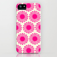 Vintage Flower_Pink iPhone Case by Garima Dhawan   Society6